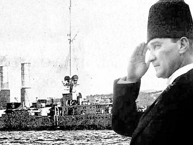 19 Mayıs Atatürk'ü Anma Gençlik Ve Spor Bayramı Tam 100 Yaşında!