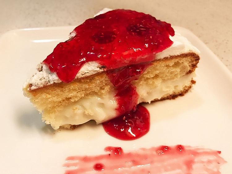 Ahududulu Pasta