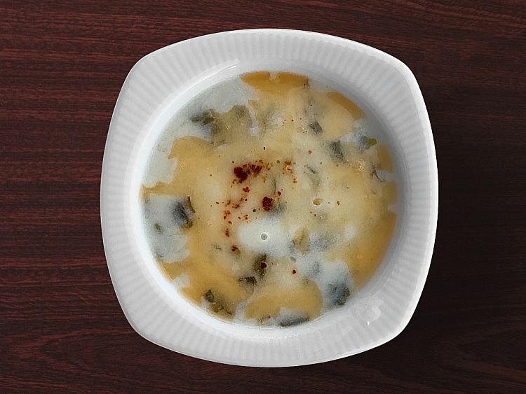 Ayşekadın Çorbası
