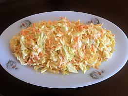 Coleslaw (Lahana) Salatası