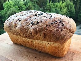 Çörek Otlu Ekmek