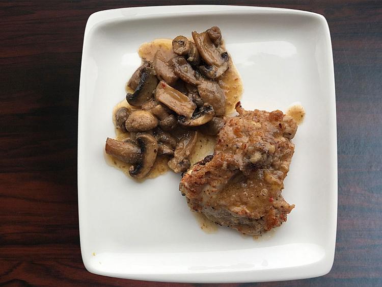 Cornflakesli (Mısır Gevrekli) Fırın Tavuk