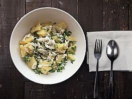 Dil Balığı Salatası