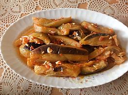 Domatesli Zeytinyağlı Patlıcan