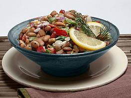 Enginarlı Barbunya Salatası