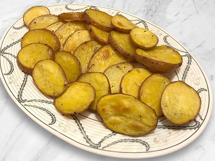 Fırında Tatlı Patates
