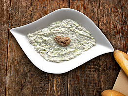 Kabak Salatası
