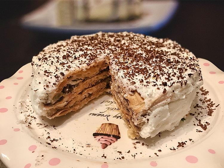 Kağıt Helva Pastası