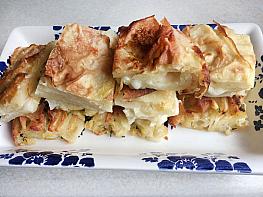 Keçi Peynirli Tepsi Böreği