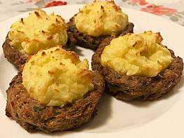 Köfte Çanağında Patates