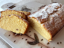 Limonlu Brownie
