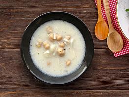 Nohutlu Erişte Çorbası