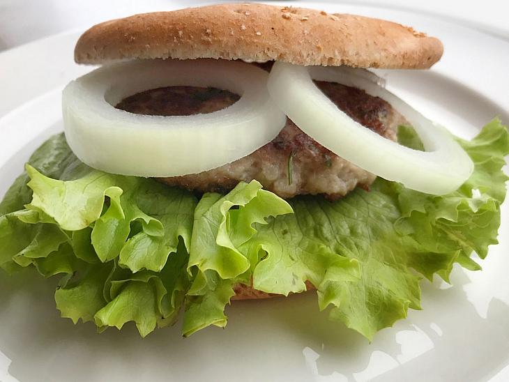 Otlu Hamburger