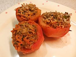 Pancarlı Patates Dolması