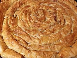Patatesli Açma Kol Böreği