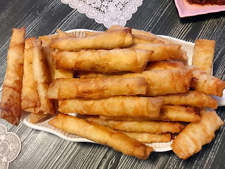 Patatesli Sigara Böreği