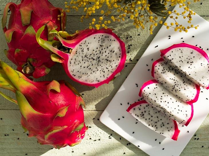 Pitahaya Nam-ı Diğer Ejder Meyvesi