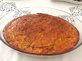 Soğanlı Tuzlu Kek