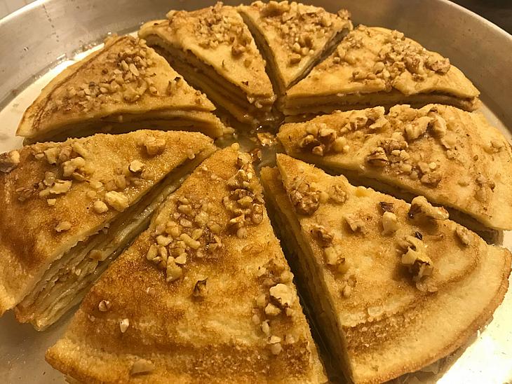 Taş Ekmeği Tatlısı