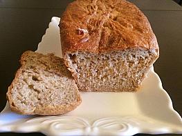 Tereyağlı Buğday Ekmeği