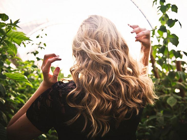 Uzun Saçın Sırrı 7 Esansiyel Yağda Saklı