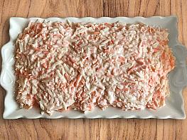 Havuçlu Alabaş (Kohlrabi) Salatası