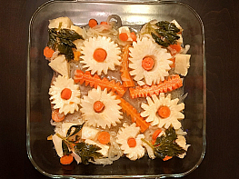 Zeytinyağlı Çiçek Kereviz