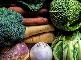 En Popüler Kış Sebzeleri