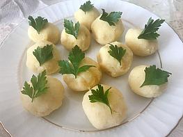 Kıymalı Patates Topları