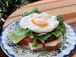 Yumurtalı Soğuk Sandviç