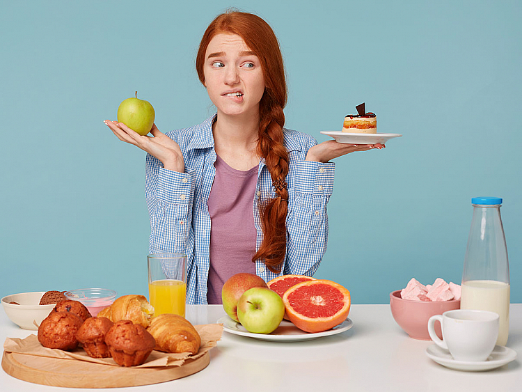 Diyet Konusunda Takıntılı mısınız? Testi Çözün