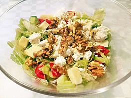 İki Peynirli Salata
