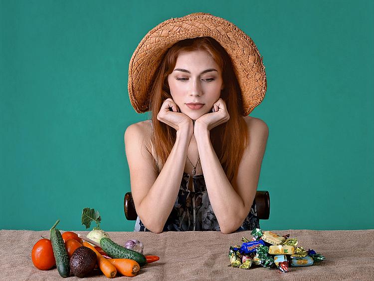 Kalorili Yiyeceklerle Aynı Lezzete Sahip Besinler!