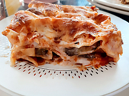 Patlıcanlı Lazanya