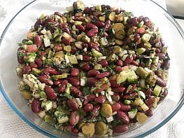 Reyhanlı Meksika Fasulyesi Salatası